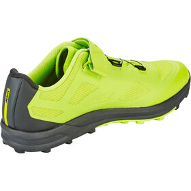 Mavic XA Pro Chaussures Homme, lime green/pirate black/safety yellow